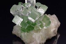 Gesteente / Mineralen