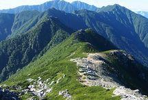 空木岳(中央アルプス)登山 / 空木岳の絶景ポイント 中央アルプス登山ルートガイド。Japan Alps mountain climbing route guide