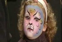 Childerens' Facepainting