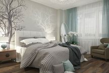 Bedroom / sweet dreams in these bedrooms :-)