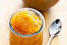 Compota de manzana en TH