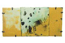 art - enamel / by Contemporary Cloth Inc.