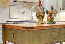 Kitchens & Ideas for the Kitchen