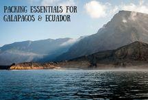 Ecuador & Galapagos Islands 2018