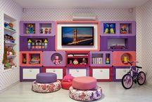 Brinquedoteca / Várias ideias para você montar uma brinquedoteca para seus filhos!