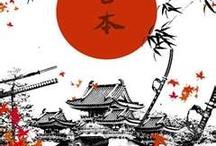 Japan / My love for Japanese stuff.