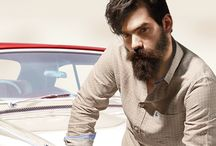 Beard Story / Meticulously groomed beard has taken the fashion industry by the storm. The once-rare look has become mainstream these days. Hollywood actors, stylish athletes, CEOs and corporates across the world have jumped on the beard trend wagon. A thick beard is the coolest accessory these days and it's here to stay! / by z3 Relaxed Luxury Clothing