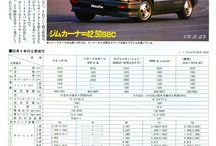 Collection of CR-X documents / CR-X 資料集 (Collection of CR-X documents)