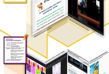 3ra. muestra de uso de TIC en el aula / Muestra de trabajos realizados por alumnos de los profesores egresados de la tercera emisión del diplomado Aplicaciones de las TIC para la enseñanza