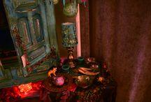 Noël se chine à Viry-Chon / Déco vintage et cadeaux home-made