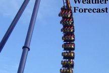 Theme Park Weather / Long Range Weather Forecasts for popular Theme Parks