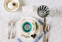 Tablescapes / Inspiring tablescapes and place settings for weddings, holiday tables, and more.