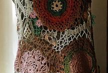 crochet freestyle and motifs / crochet freestyle motifs