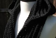 Crochet Scarves / by Molly MaGuire