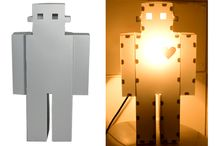 Unusual Lamps