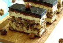Ciasta ,ciasteczka , słodkości