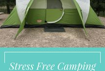 Camping / Camping hacks and recipes can be found here. Whether you tent camp or prefer glamping, you will find lots of camping ideas.