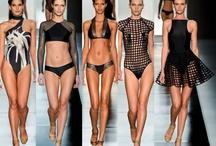 Brazilian Swimwear / Some of amazing swimwear looks created by Triya and Lenny Niemeyer swimwear.