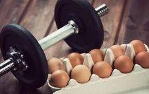 Ernährungsplan für Muskel aufbau.