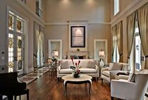 Home Decor - Lovely Living Rooms / Find Your Next Dream Homes In Florida! http://www.ClearVisionRealty.com