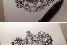 Drawing / Harry Potter