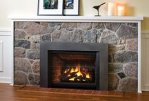 "Valor Fireplaces - Legend G4 Insert Series / Introducing the Legend G4 Insert, our latest addition to the Valor insert family. Considered the ""big brother"" to our highly successful Legend G3 Insert, the G4 is a synthesis of distinct design and efficient, radiant heating performance. / by Valor Fireplaces"