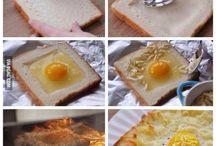 Food - for weekend breakfast