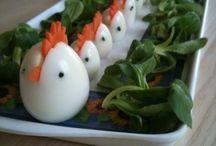 Wilekanocne jajka na twardo