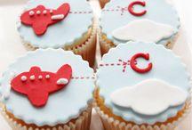 cupcakes avion