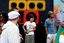 Quilombo Hi FI / musica, reggae, sound system