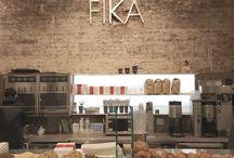 Scandinavian cafe's & restaurants
