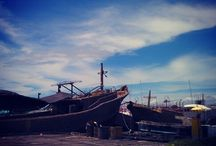 Benoa harbor bali