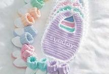 Crochet and knit for Baby