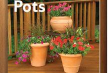 Recipe to Create Perfect Pots