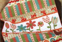 Quilts-Appliqué / by Connie Cawley