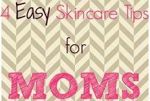 Skin Care Tips For Mom