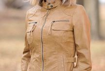 Timeless Women`s Outerwear & Coats  / by Tamesha Peltz