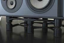 Iso Acoustics Product Design and Development