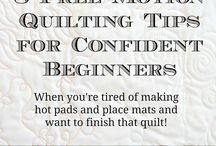 Quilting: Free Motion