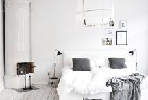 HOME | bedroom / All the bedroom interior inspiration I come across... and want for my dream home