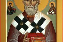 ikony-święty Mikołaj