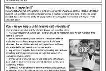 Self control/regulation