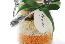 DIY gifts - food