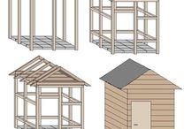 Gartenhaus selbst bauen