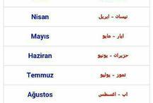 Arapça Aylar
