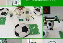kindergeburtstag fussball