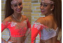 Disco dance costumes ♀️