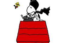 Snoopy / by Tammy Baudoux
