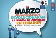 Los Mosqueteros / En Marzo LOS MOSQUETEROS revolucionarán la forma de comprar para mas información síguenos en nuestras redes sociales: #alprecioquepuedas #losmosqueteros Facebook: https://www.facebook.com/losmosqueterosred Twitter: https://twitter.com/mosqueterosred Instagram: http://www.instagram.com/losmosqueterosred/ Web: http://www.losmosqueteros.com/ Pinterest: http://es.pinterest.com/mosqueterosred/