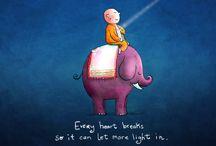 Be the Buddha